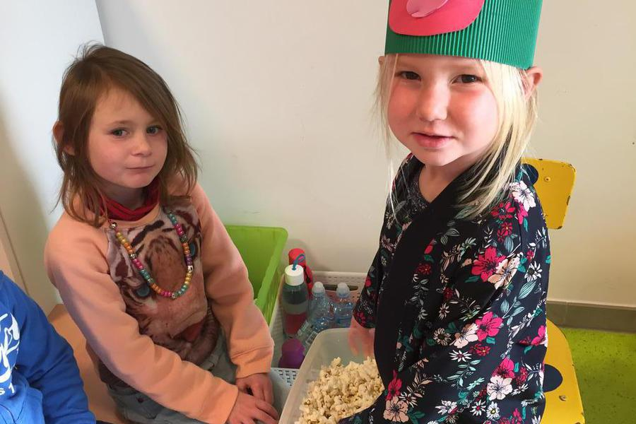 Hoera, Emma is 5 jaar!